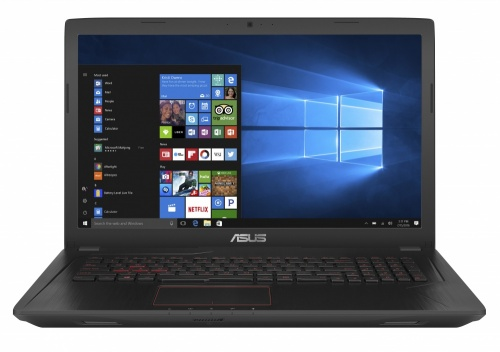 Laptop ASUS FX553VD-DM056T 15.6'', Intel Core i5-7300HQ 2.50GHz, 8 GB, 1TB, NVIDIA GeForce GTX 1050, Windows 10 Home 64-bit, Negro
