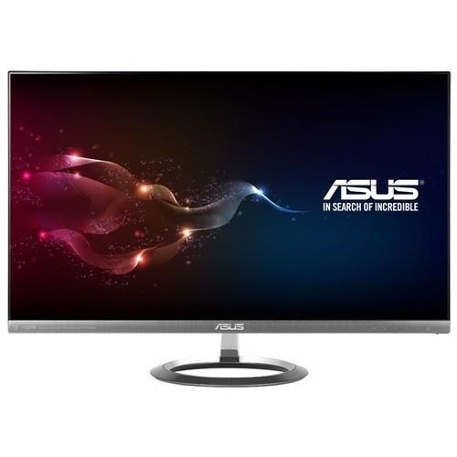 Monitor ASUS MX25AQ LED 25'', Wide Quad HD, Widescreen, HDMI, Negro/Plata