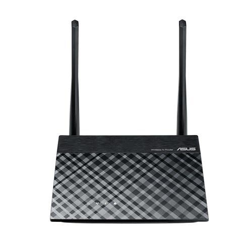 Router ASUS Fast Ethernet RT-N300 B1, Inalámbrico, 300 Mbit/s, 4x RJ-45