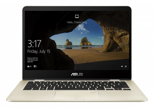 ASUS 2 en 1 ZenBook Flip 14'' Full HD, Intel Core i5-8250U 1.60GHz, 8GB, 256GB, Windows 10 Home 64-bit, Dorado