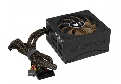 Fuente de Poder Balam Rush BR-912907 80 PLUS Bronze, 20+4 pin ATX, 800W