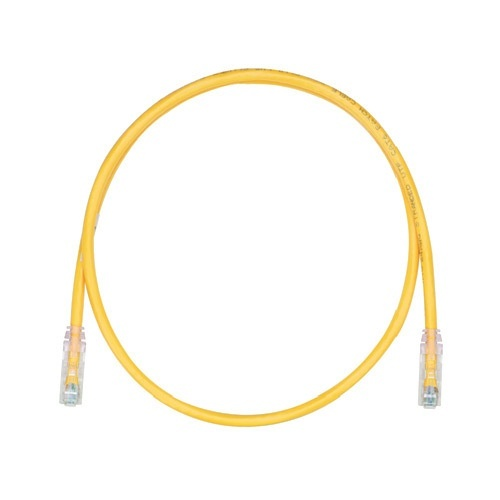 Belden Cable Patch Cat6+ RJ-45 Macho - RJ-45 Macho, 1.2 Metros, Amarillo