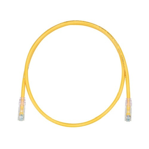 Belden Cable Patch Cat6+ RJ-45 Macho - RJ-45 Macho, 2.1 Metros, Amarillo