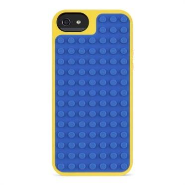 6d15df24642 Belkin Funda LEGO para iPhone 5/5S, Azul/Amarillo F8W283TTC00 ...