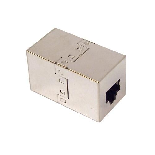 Belkin Conector Cat5 RJ-45, Gris