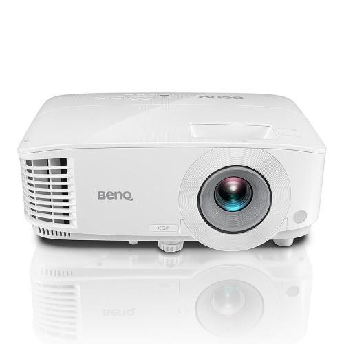 Proyector BenQ MX604 DLP, XGA 1024x768, 3600 Lúmenes, con Bocinas, Blanco