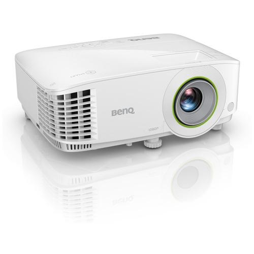 Proyector BenQ EH600 DLP, 1080p 1920 x 1080, 3500 Lúmenes, Bluetooth, Inalámbrico, con Bocinas, Blanco