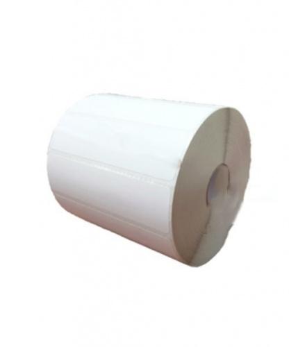 Bestval Rollo de Etiquetas 1000101, 102 x 25mm, 2 x 1775 Etiquetas, Blanco