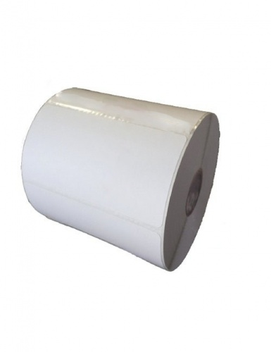 Bestval Rollo de Etiquetas 1000106, 102 x 51mm, 2 x 920 Etiquetas, Blanco