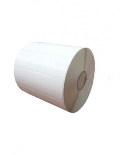 Bestval Rollo de Etiquetas 1000119, 89 x 25mm, 2 x 1775 Etiquetas, Blanco