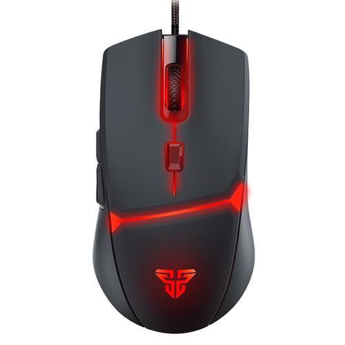 Mouse Gamer Binden Óptico VX7, Alámbrico, USB, 8000DPI, Negro