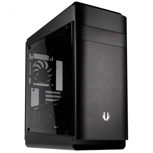 Gabinete Bitfenix Shogun con Ventana, Midi-Tower, ATX/EATX/Mini-ITX, USB 2.0/3.0, sin Fuente, Negro
