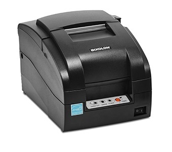 Bixolon SRP-275III, Impresora de Tickets, Matriz de Punto, Alámbrico, USB 2.0, Negro