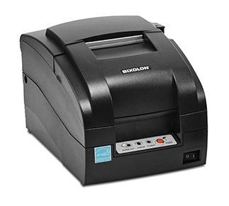 Bixolon SRP-275IIICOSG Impresora de Tickets, Térmica Directa, 80 x 144DPI, USB, Negro
