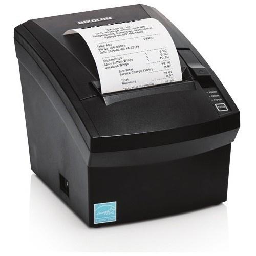 Bixolon SRP-330II Impresora de Tickets, Térmica Directa, 180 x 180DPI, USB, Serial, Negro
