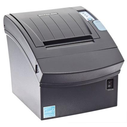 Bixolon SRP-350III, Impresora de Tickets, Térmica Directa, Alámbrico, USB 2.0, Gris