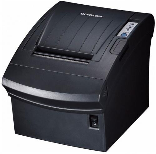 Bixolon Impresora Móvil SRP-350plusIII, Transferencia Térmica, USB 2.0, Negro
