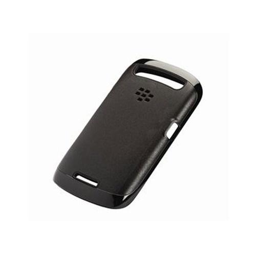 Blackberry Funda de Silicón FS145, Negro, para Blackberry 9360