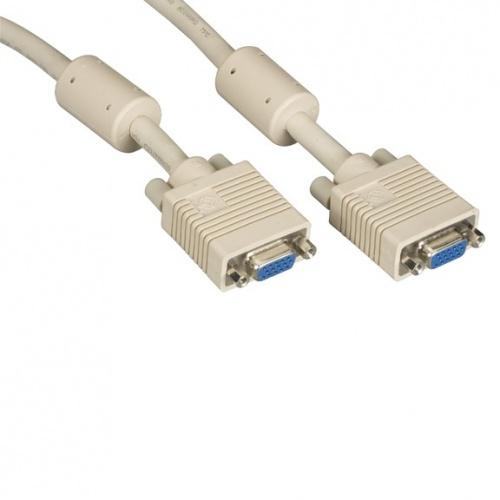 Black Box Cable VGA (D-Sub) Macho - VGA (D-Sub) Macho, 90cm, Beige