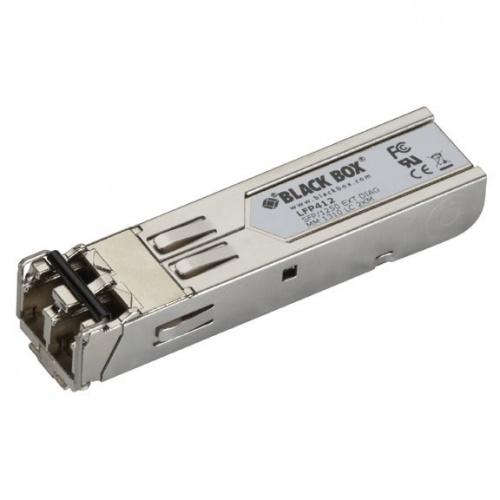 Black Box SFP Módulo Transceptor LFP412 SFP, LC, 1250 Mbit/s, 2Km, 1310nm