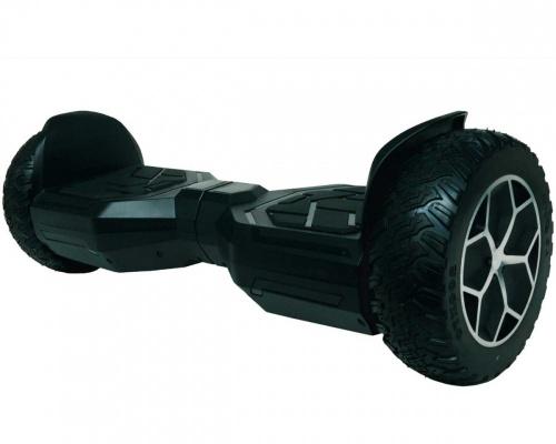 Blackpcs Hoverboard Eléctrico M408, 10 km/h, hasta 120kg, Negro