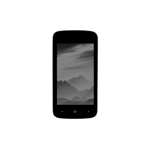 """Smartphone Bleck BE fr 4"""", 800 x 480 Pixeles, 3G, Android Go, Negro"""