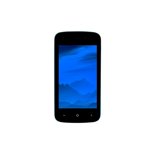 """Smartphone Bleck BE fr 4"""", 800 x 480 Pixeles, 3G, Android Go, Negro/Azul"""