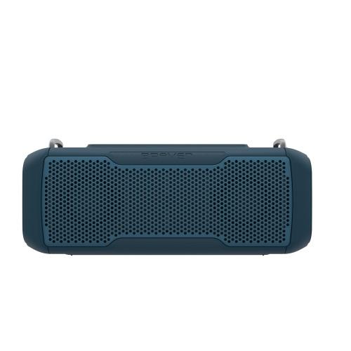 Braven Bocina Portátil BRV-X/2, Bluetooth, Inalámbrico, 20W RMS, USB, Azul - Resistente al Agua