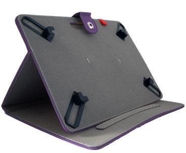 BRobotix Protector para Samsung Galaxy Tab 10.1'', Morado