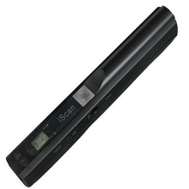 Scanner BRobotix Escáner Portátil iScan, 900 x 900 DPI, EscánerColor, mini USB B, Negro