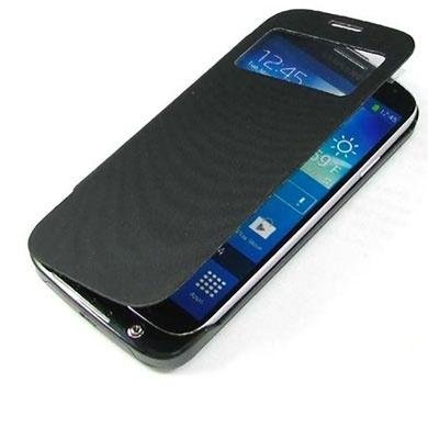 BRobotix Funda 200911 para Samsung Galaxy S4, Negro