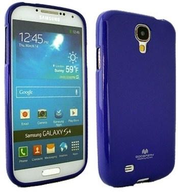 BRobotix Funda 300951M para Samsung Galaxy S4, Violeta, Resistente a Rayones