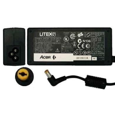 BRobotix Cargador para Laptop 498121G, 19V, para Acer