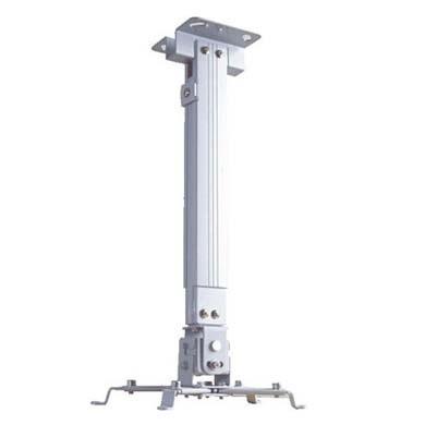 BRobotix Soporte de Pared/Techo para Proyector, hasta 10kg, Blanco