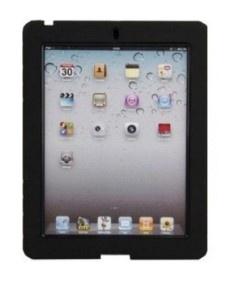 "BRobotix Funda de Silicona 64020 para iPad Mini 7.9"", Negro"