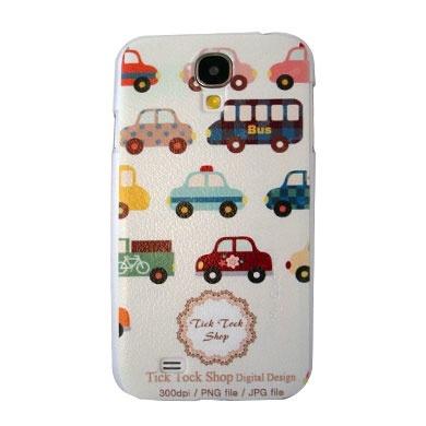 BRobotix Funda 806888A para Samsung Galaxy S4, Multicolor