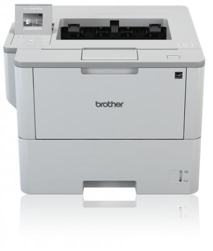 Brother HL-L6400DW, Blanco y Negro, Láser, Inalámbrico, Print