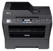 Multifuncional Brother MFC-7860DW, Blanco y Negro, Láser, Print/Scan/Copy/Fax