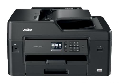 Multifuncional Brother MFC-J6530DW, Color, Inyección, Print/Scan/Copy/Fax