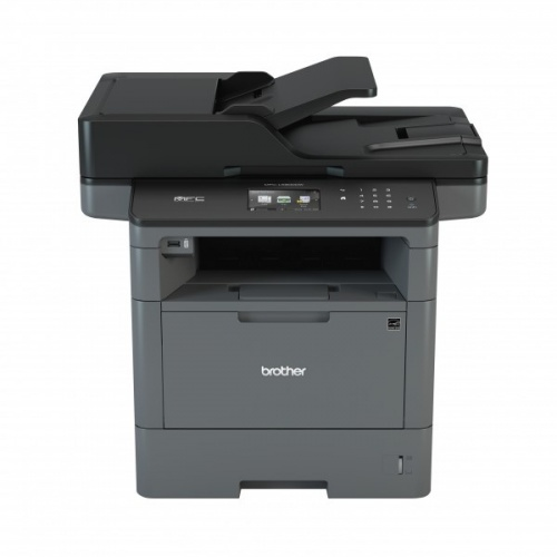 Multifuncional Brother MFC-L5900DW, Blanco y Negro, Láser, Inalámbrico, Print/Scan/Copy/Fax