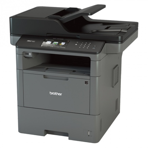 Multifuncional Brother MFC-L6700DW, Blanco y Negro, Láser, Inalámbrico, Print/Scan/Copy/Fax