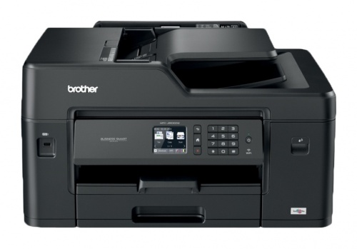 Multifuncional Brother MFC-J6530DW, Color, Inyección, Print/Scan/Copy/Fax