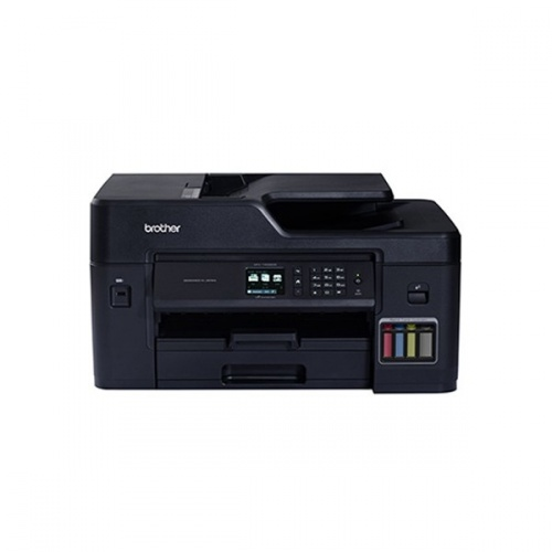 Multifuncional Brother MFC-T4500DW, Color, Inyección, Inalámbrico, Print/Scan/Copy/Fax