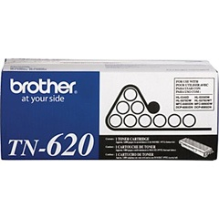 Tóner Brother TN-620 Negro, 3000 Páginas