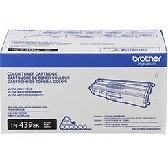 Tóner Brother TN439BK Ultra Alto Rendimiento Negro, 9000 Páginas
