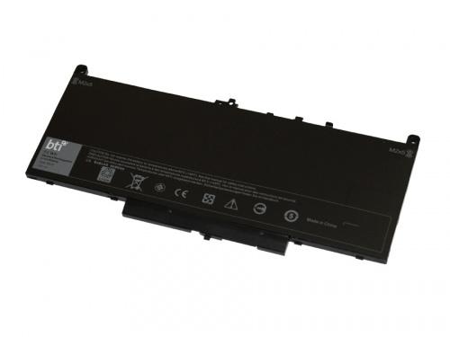 Batería BTI 451-BBSX-BTI Compatible, 4 Celdas, 7.6V, 3400mAh, para Dell E7270/E7470