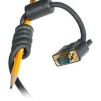 C2G Cable CL3 VGA Macho - VGA Macho, 10.6 Metros, Negro
