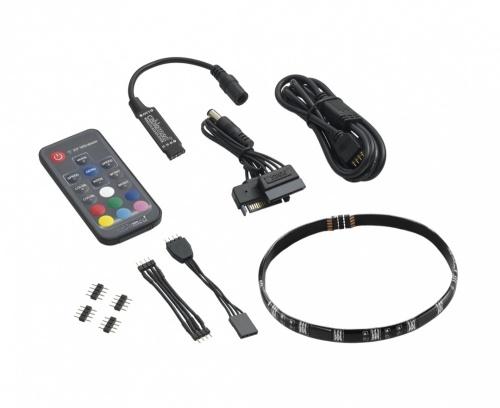 Cablemod Kit de Iluminación RGB WideBeam, 30cm