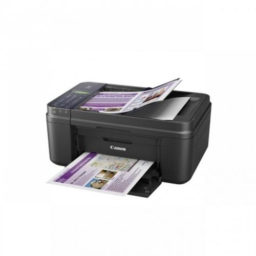 Multifuncional Canon PIXMA e481, Color, Inyección, Inalámbrica, Fax