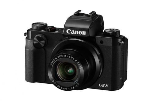 Cámara Digital Canon PowerShot G5 X, 20.2MP, Zoom Óptico 4.2x, Negro
